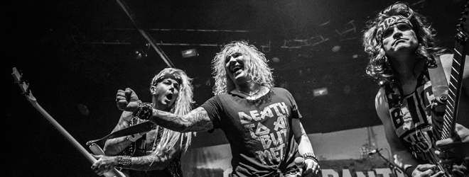 steel panther concert slide - Steel Panther Bring The Metal & Sleaze To Denver, CO 1-19-19
