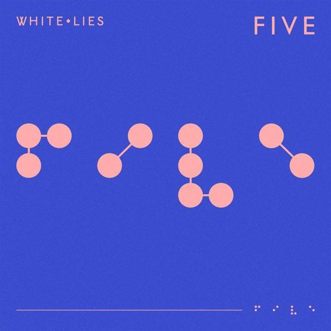 white lies five - White Lies - Five (Album Review)