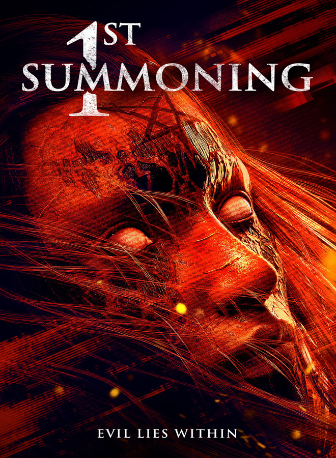 1stsummoning poster - 1st Summoning (Movie Review)