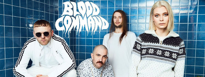 blood command slide - Developing Artist Showcase - Blood Command