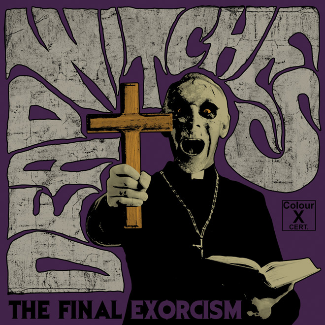 dead witches album - Dead Witches - The Final Exorcism (Album Review)