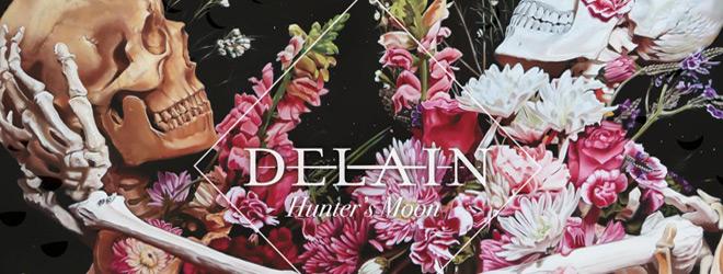delain hunters moon slide - Delain - Hunter's Moon (Album Review)