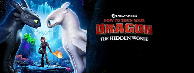how to train slide - How to Train Your Dragon: The Hidden World (Movie Review)