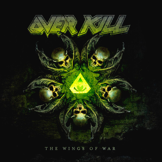 overkill wings of war - Overkill - The Wings of War (Album Review)
