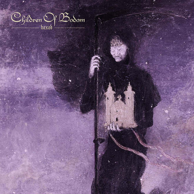 children of bodom hexed - Children Of Bodom - Hexed (Album Review)