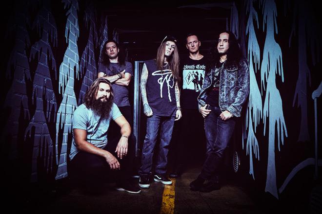 hexed promo - Children Of Bodom - Hexed (Album Review)