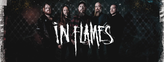 in flames 2019 interview - Interview - Anders Fridén of In Flames