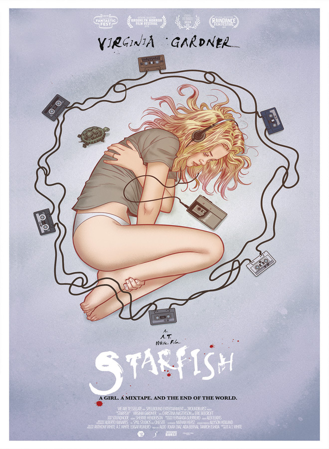 starfish poster - Starfish (Movie Review)