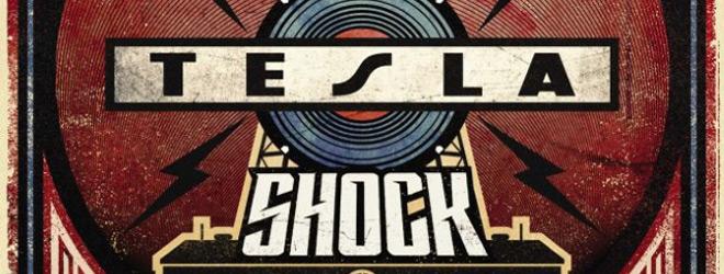 tesla shock slide - Tesla - Shock (Album Review)
