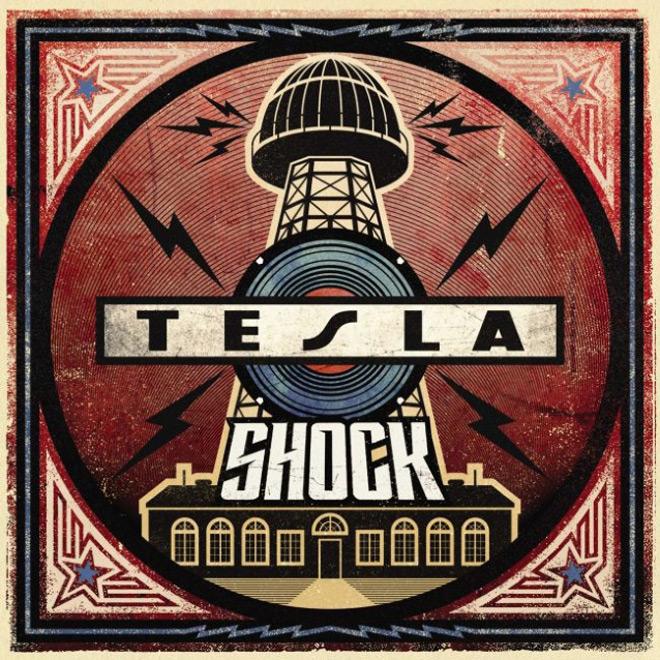 tesla shock - Tesla - Shock (Album Review)