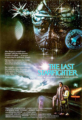 the last starfighter poster - Interview - The Hots
