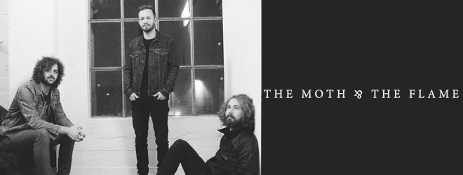 the moth n the flame slide - Interview - Brandon Robbins of The Moth & The Flame