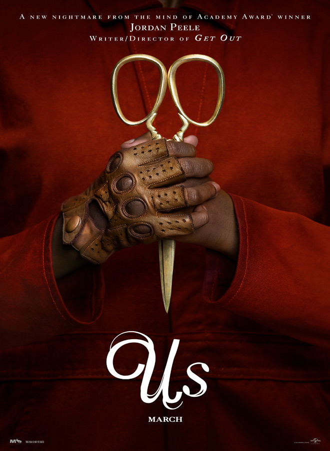 us poster - Us ( Movie Review)