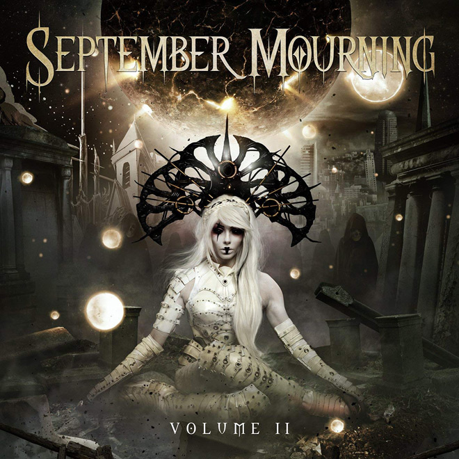 volume 2 - Interview - September Mourning Talks The Future, New Music + More