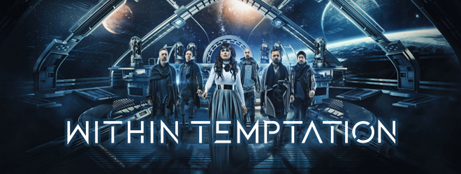 within temptation slide interview - Interview - Sharon den Adel of Within Temptation Talks Resist, Evolving, + More