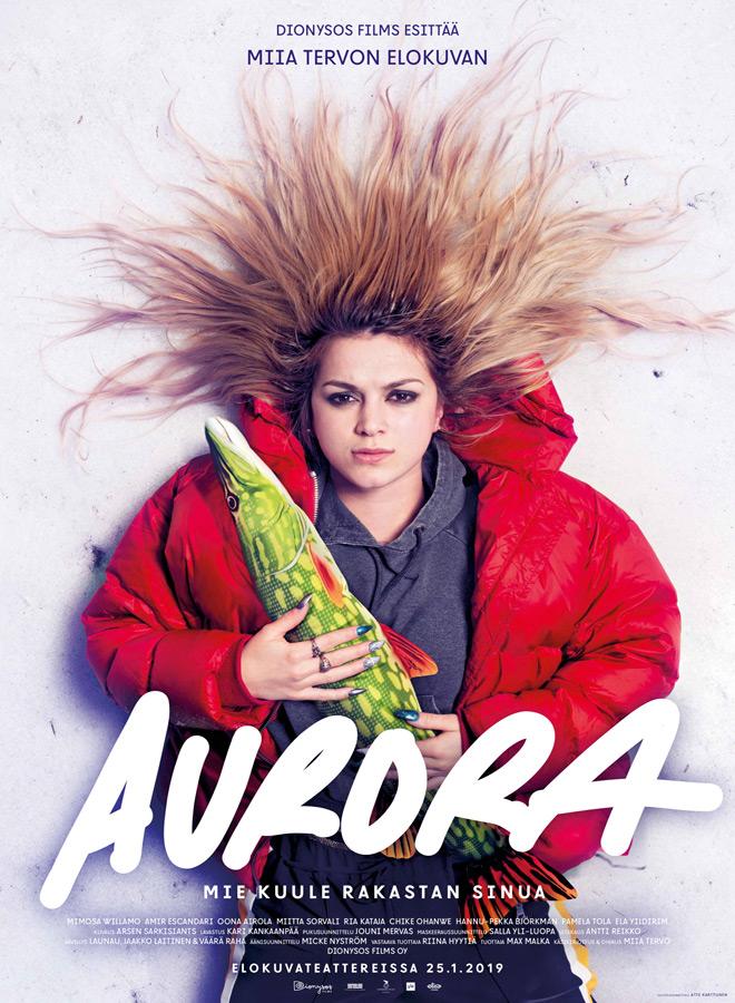 aurora poster - Aurora (Movie Review)