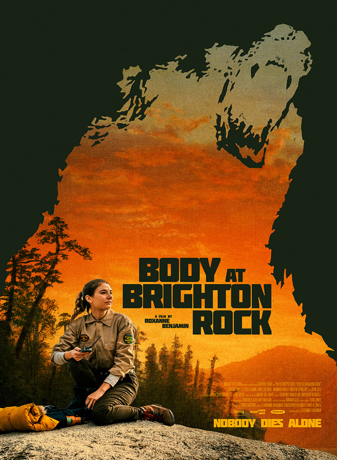 body at poster - Body at Brighton Rock (Movie Review)