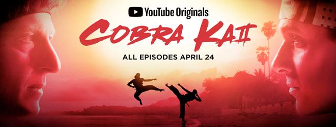 cobra kai season 2 slide - Cobra Kai - Returning For A Second Season With Fury