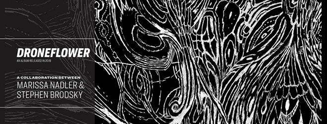 droneflower slide - Marissa Nadler & Stephen Brodsky - Droneflower (Album Review)