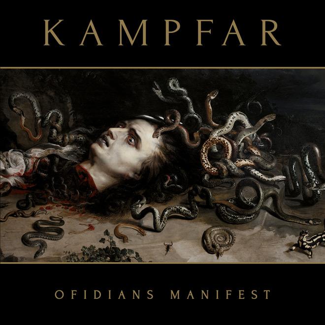 kampfar2019 - Kampfar - Ofidians Manifest (Album Review)