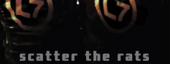 l7 scatter the rats slide - L7 - Scatter the Rats (Album Review)