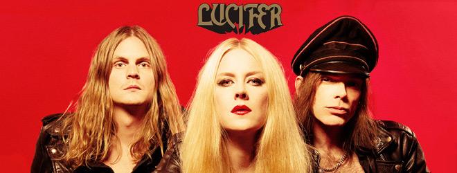 lucifer interview slide - Interview - Johanna Sadonis & Nicke Andersson of Lucifer