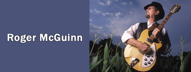 roger slide - Interview - Roger McGuinn Talks The Byrds, Folk Music + More