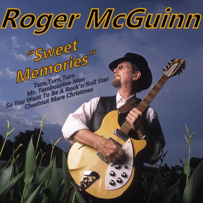 sweet memories - Interview - Roger McGuinn Talks The Byrds, Folk Music + More