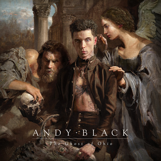 the ghost of ohio - Interview - Andy Black