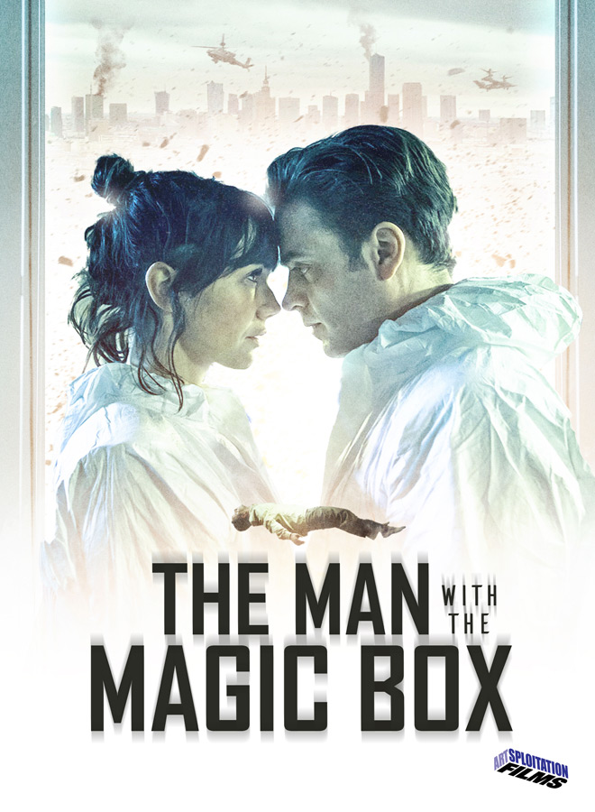 the man with the magic box poster - The Man with the Magic Box (Movie Review)