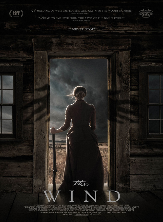 wind poster - The Wind (Movie Review)