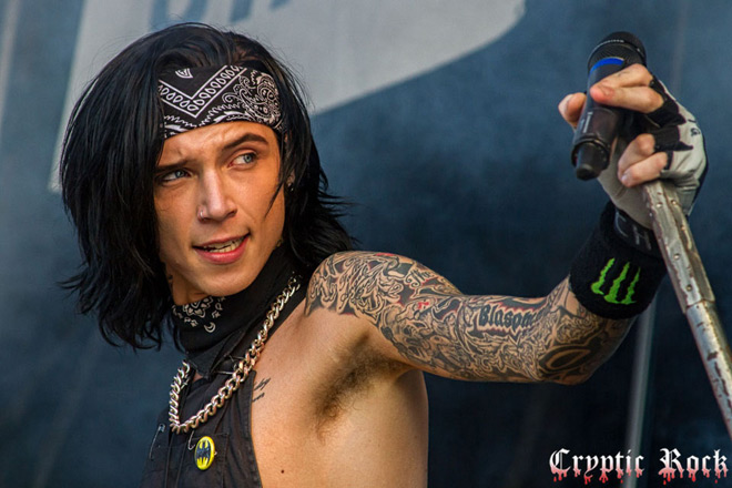 andy warped 2015 - Interview - Andy Black