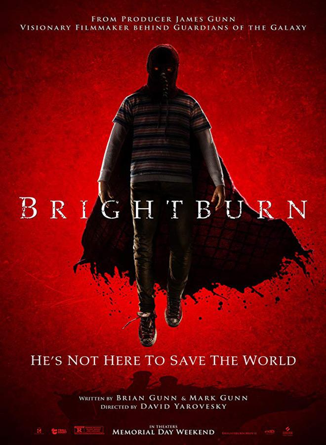 brightburn poster - Brightburn (Movie Review)