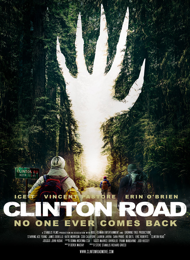 clinton road poster - Clinton Road (Movie Review)