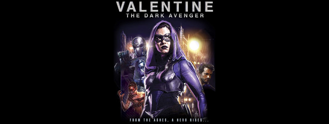dark avenger slide - Shout! Factory Set To Release Valentine: The Dark Avenger