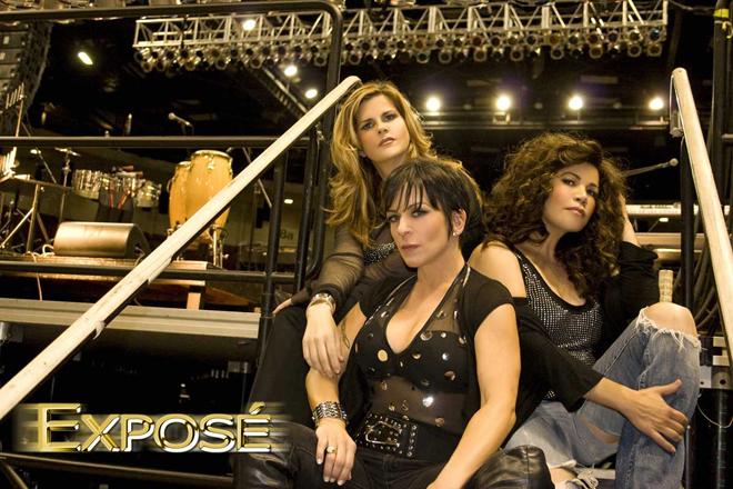 expose promo 2 - Interview - Gioia Bruno of Exposé