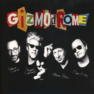 gizmodrome - Interview - Stewart Copeland of The Police