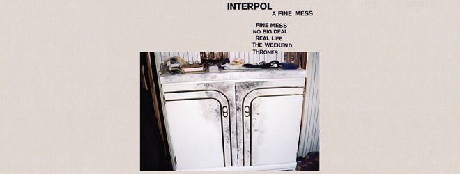 interpol slide - Interpol - A Fine Mess (EP Review)