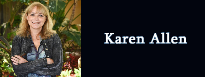 karen allen slide - Interview - Karen Allen