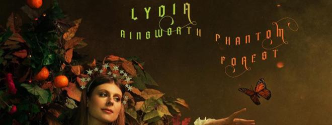 lyndia ainsworth slide - Lydia Ainsworth - Phantom Forest (Album Review)