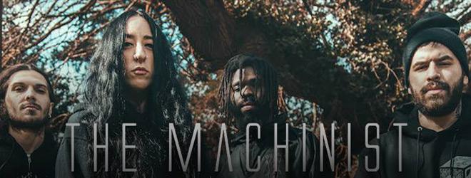 the machinist slide - Interview - Amanda Gjelaj of The Machinist