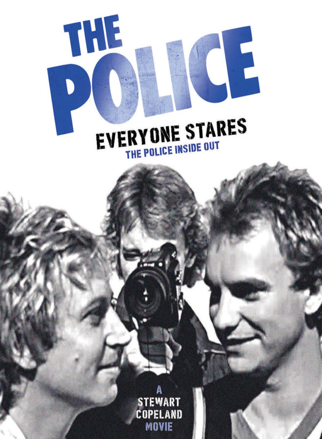 the police everyone - Interview - Stewart Copeland of The Police