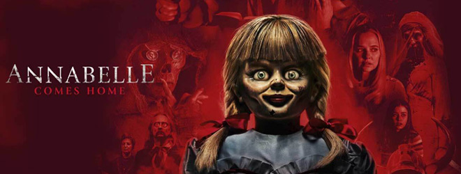 annabelle slide - Annabelle Comes Home (Movie Review)