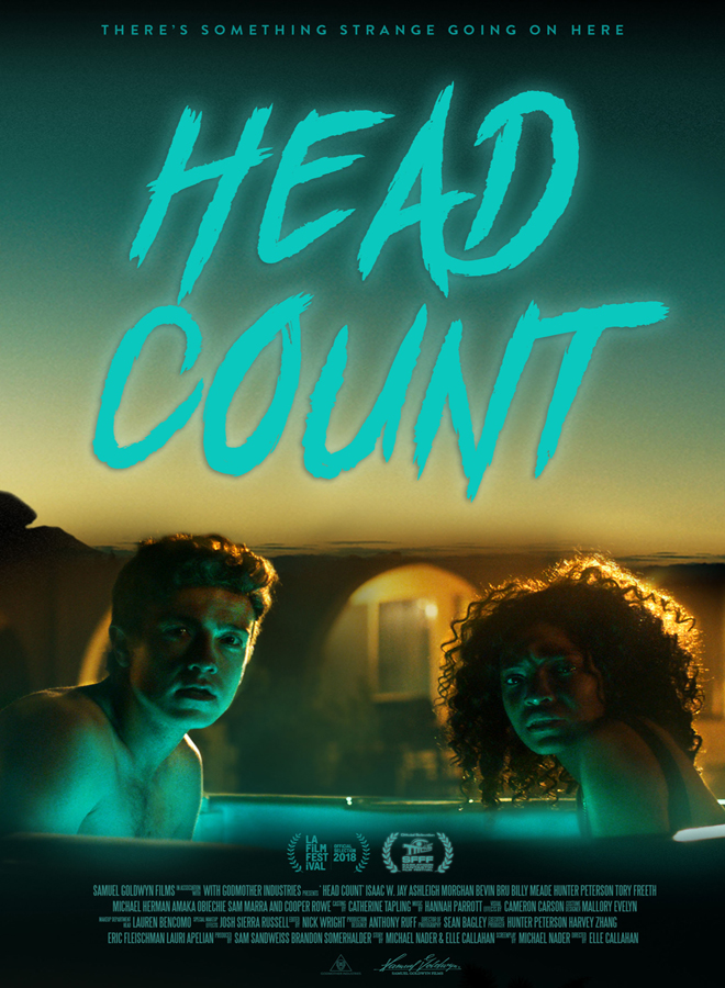 head count poster - Interview - Ashleigh Morghan