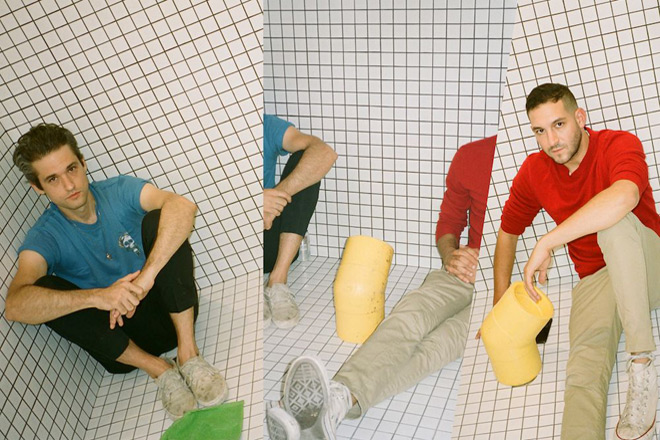 holy ghost promo - Holy Ghost! - Work (Album Review)