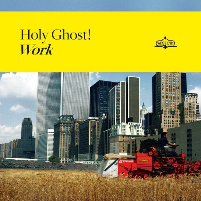 holy ghost work - Holy Ghost! - Work (Album Review)