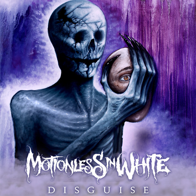 miw album cover - Motionless In White - Disguise (Album Review)