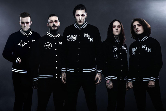 miw promo 2019 - Motionless In White - Disguise (Album Review)