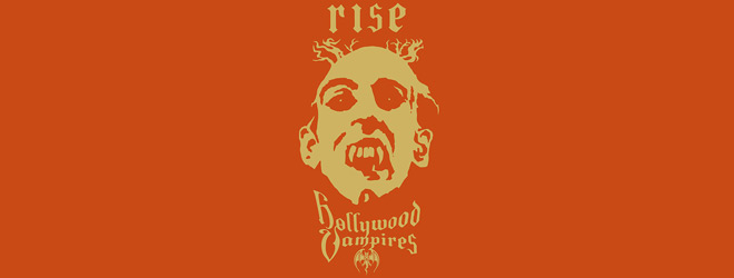 rise slide - Hollywood Vampires - Rise (Album Review)