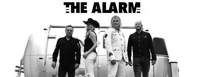 the alarm slide - Interview - Mike Peters of The Alarm